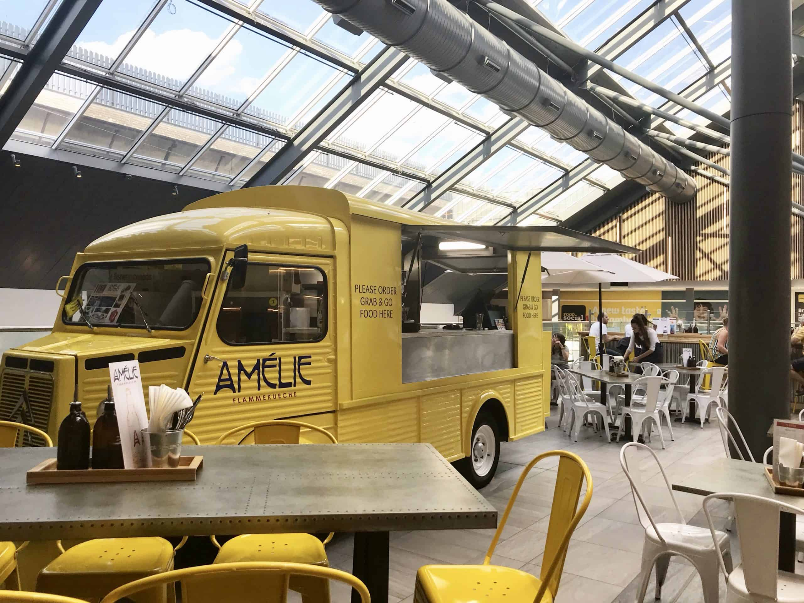 Améilie Flammekueche Café