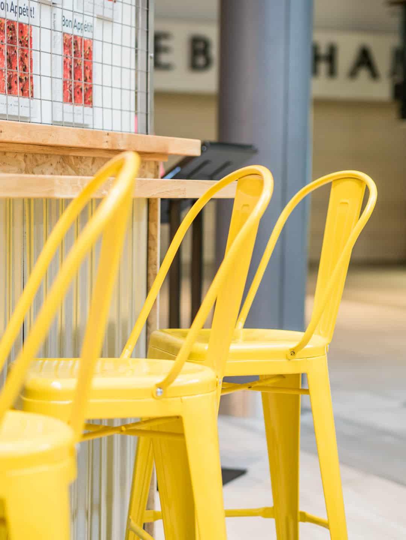 Améilie Flammekueche Chairs