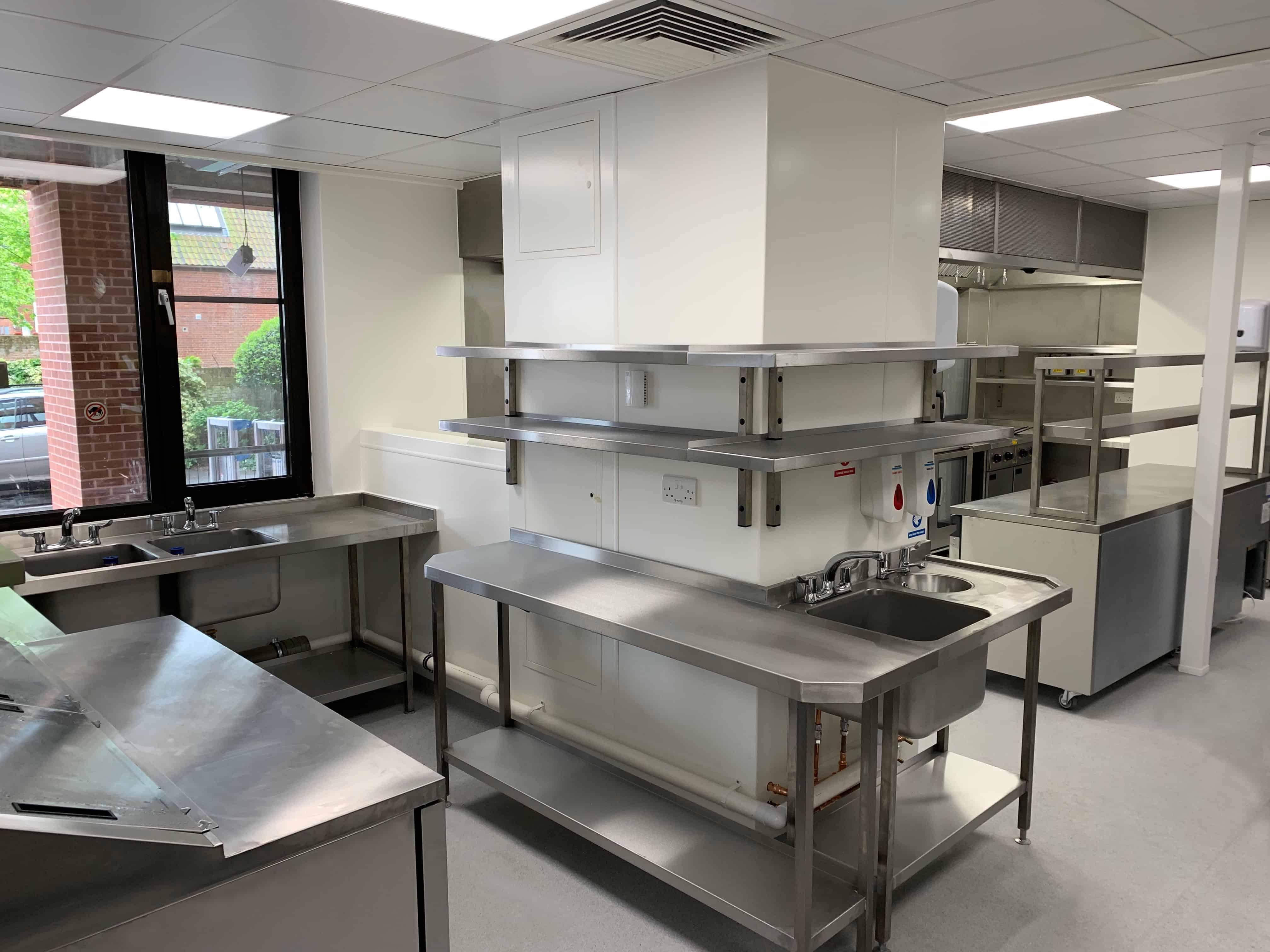 Norwich Theatre Royal - Kitchen - Elite Foodservice Design 20