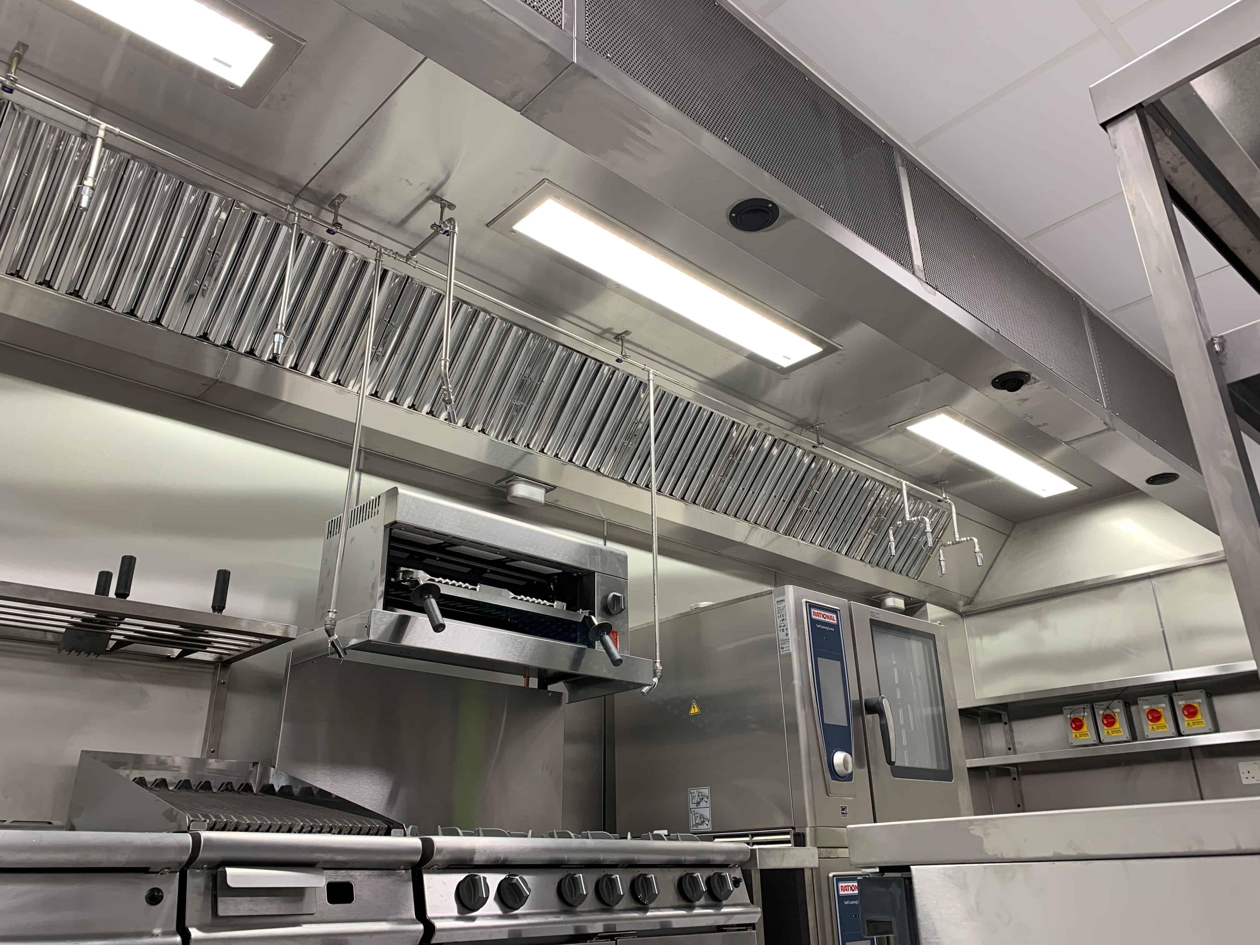 Norwich Theatre Royal - Kitchen - Elite Foodservice Design 19