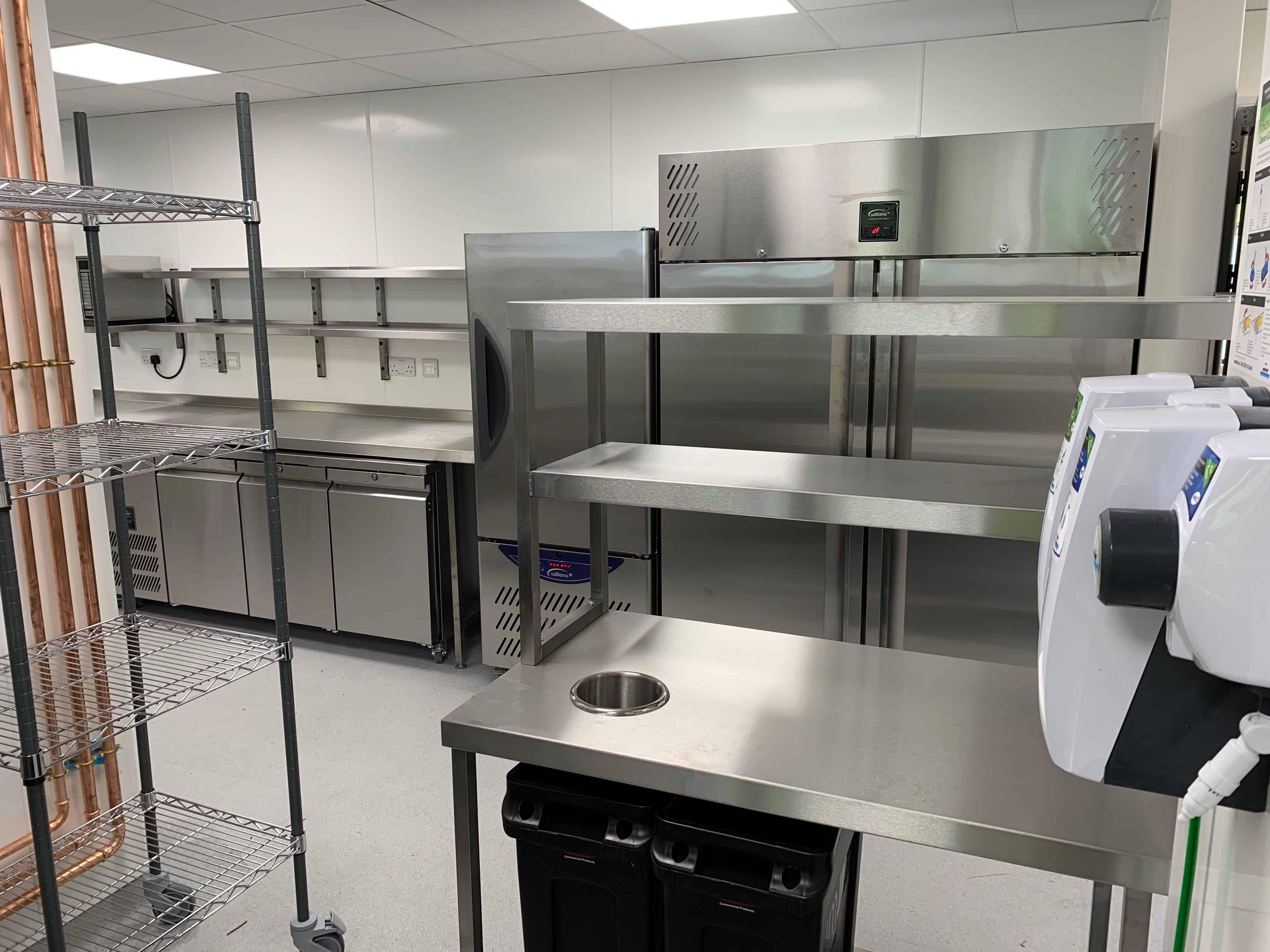 Norwich Theatre Royal - Kitchen - Elite Foodservice Design 17