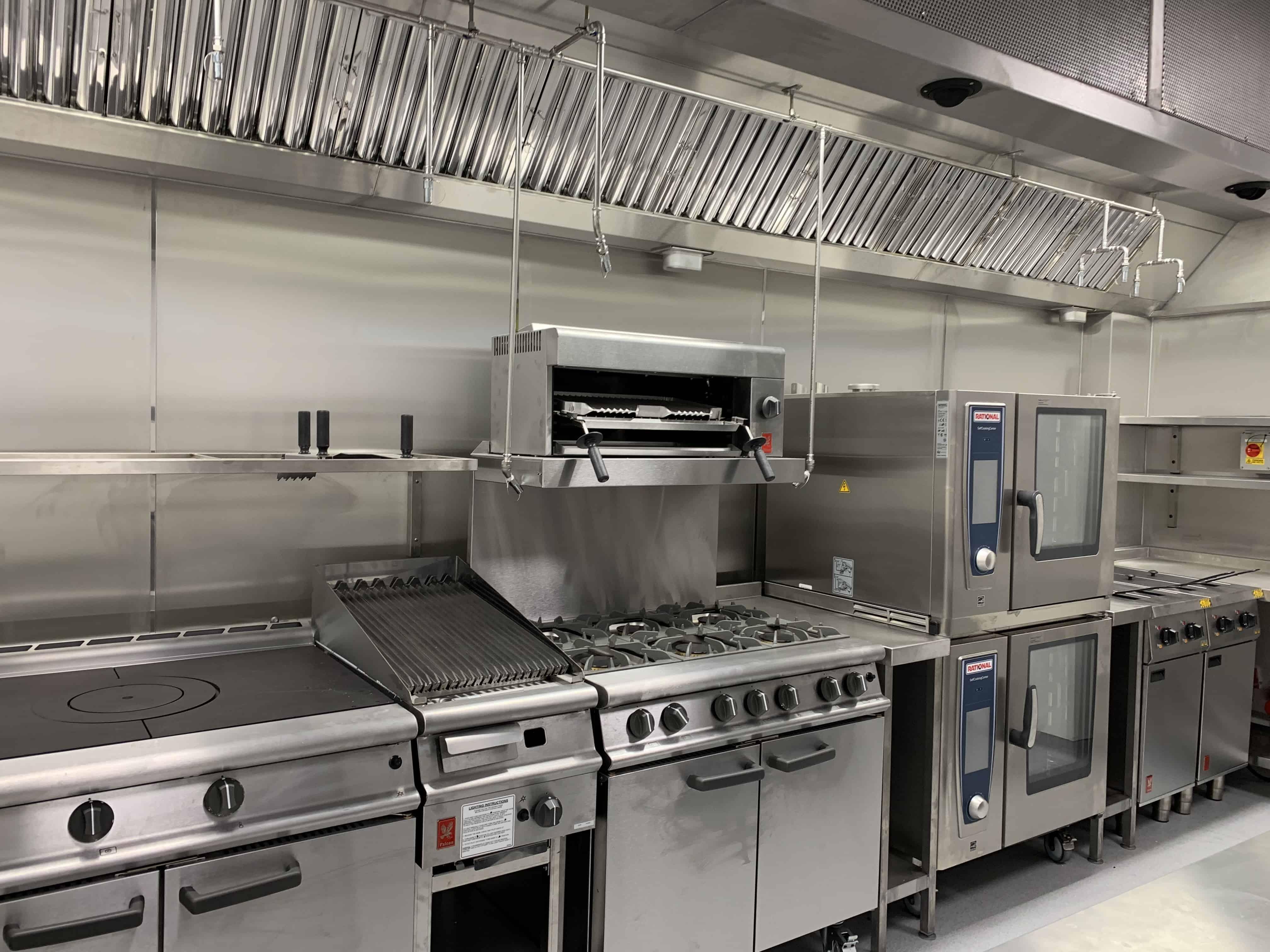 Norwich Theatre Royal - Kitchen - Elite Foodservice Design 12