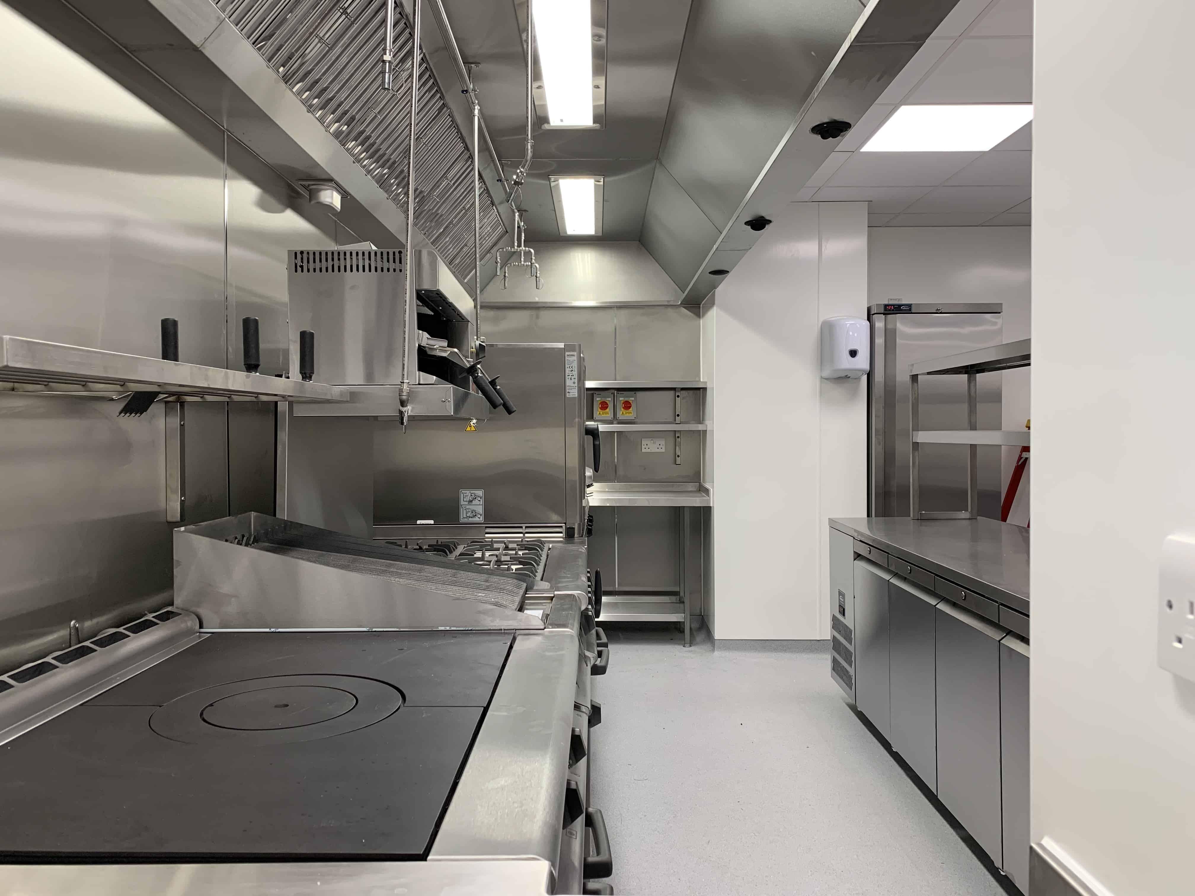 Norwich Theatre Royal - Kitchen - Elite Foodservice Design 10