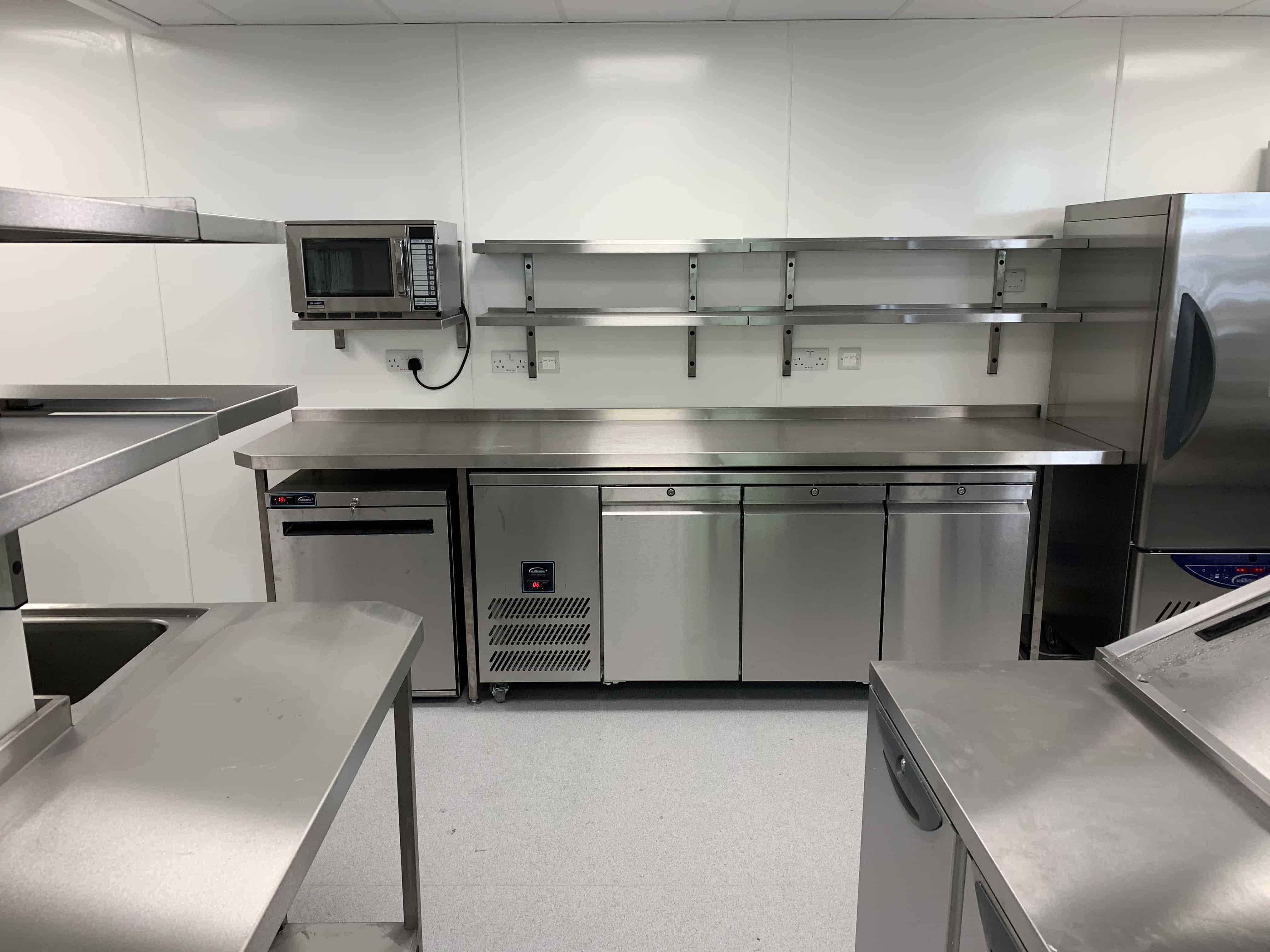 Norwich Theatre Royal - Kitchen - Elite Foodservice Design 8