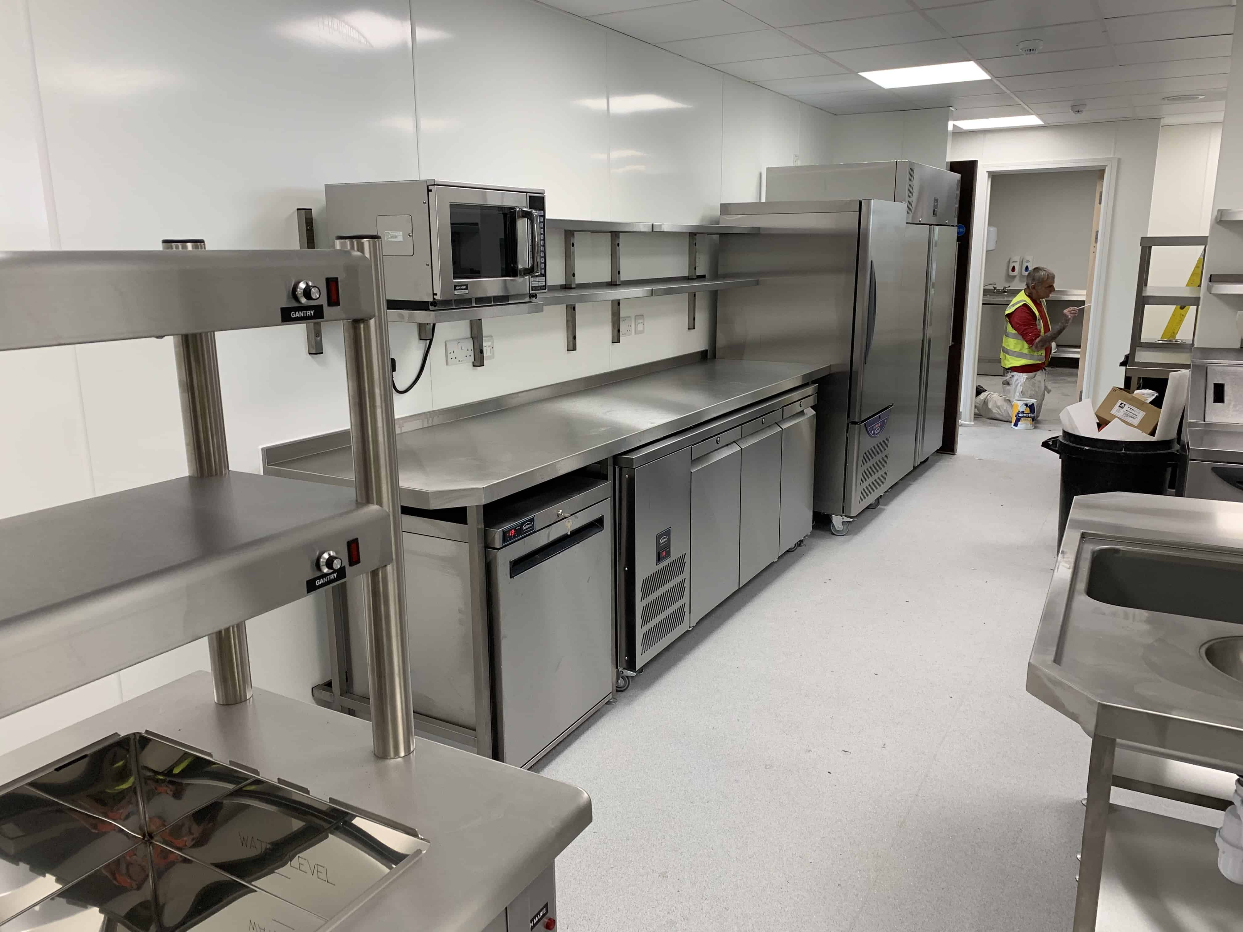 Norwich Theatre Royal - Kitchen - Elite Foodservice Design 7