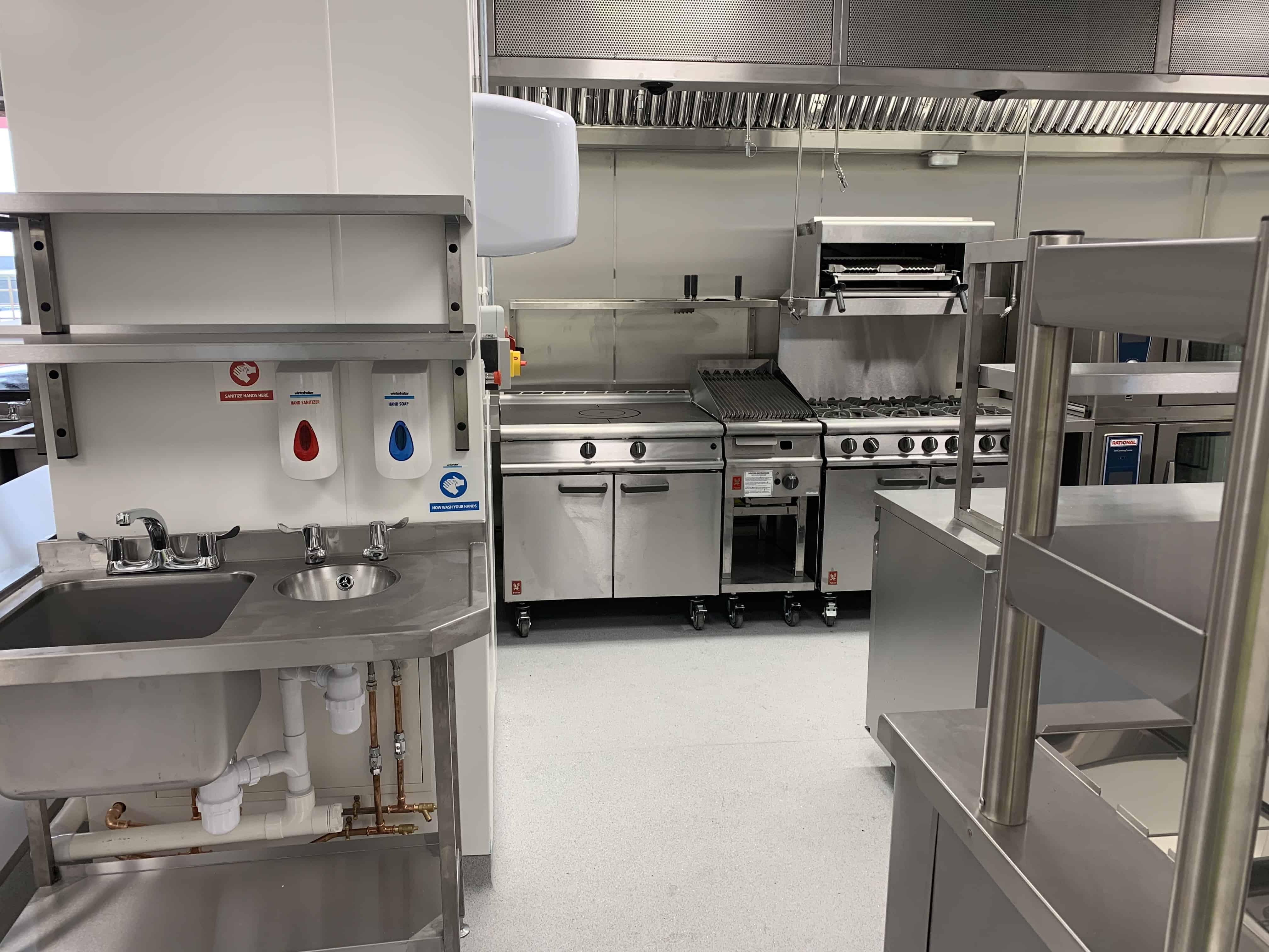Norwich Theatre Royal - Kitchen - Elite Foodservice Design 3