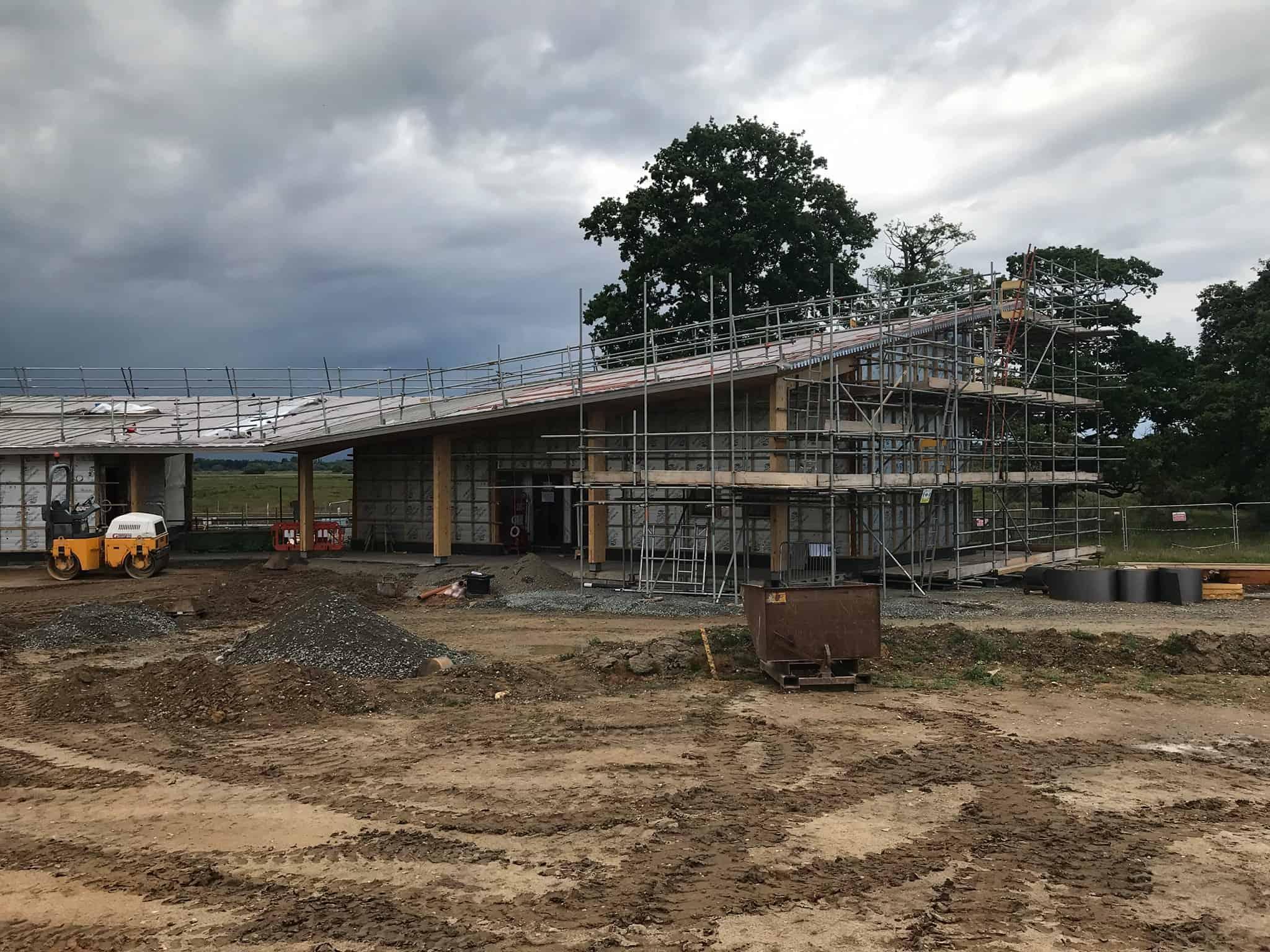 Building of Suffolk Wildlife Trust