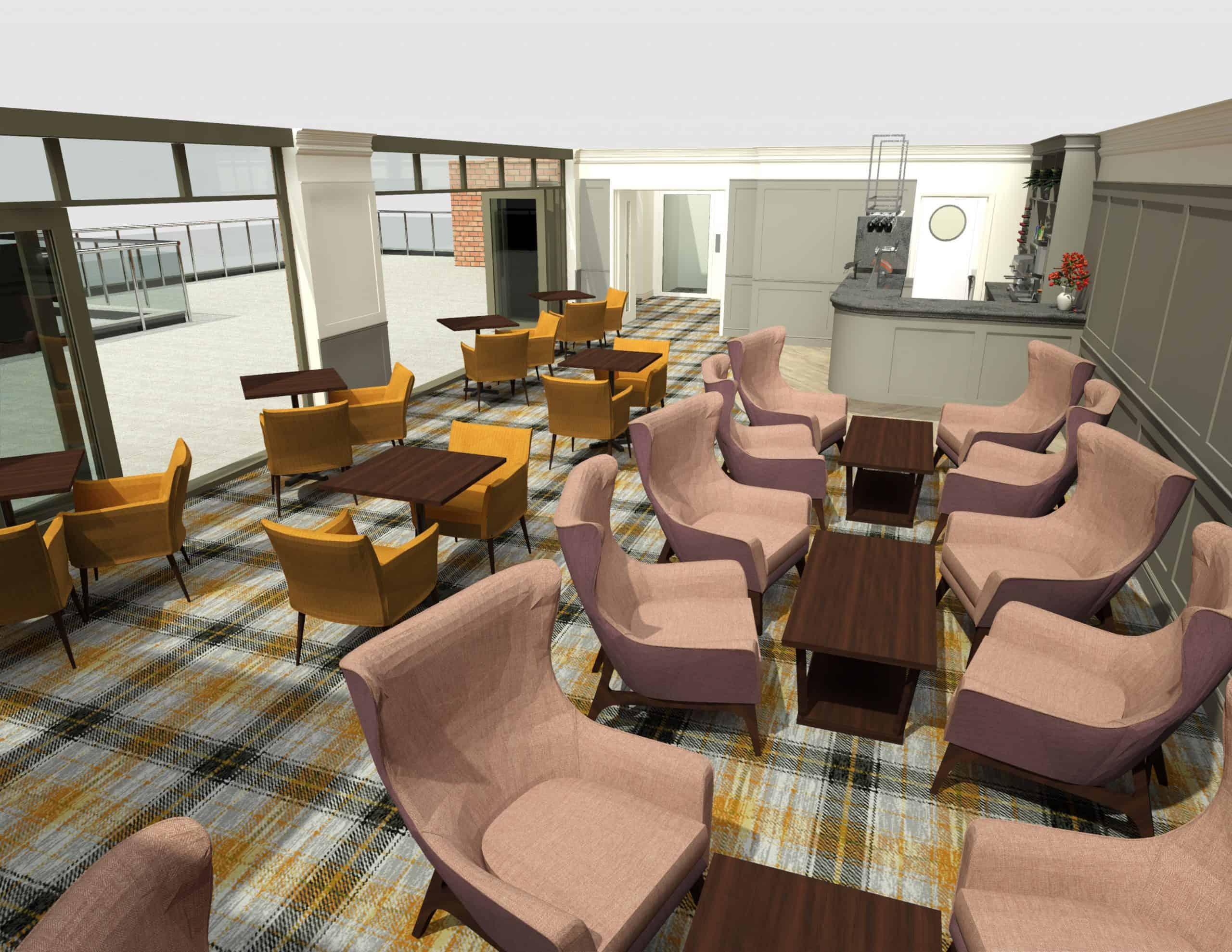 E1282 3Dmodel03 - 1st Flr Interior - Heacham Manor-Temp0018