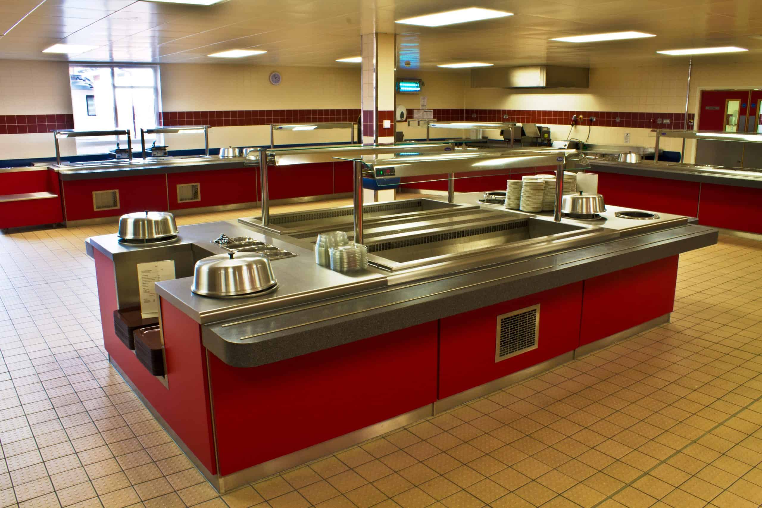 Designing a Commercial Servery