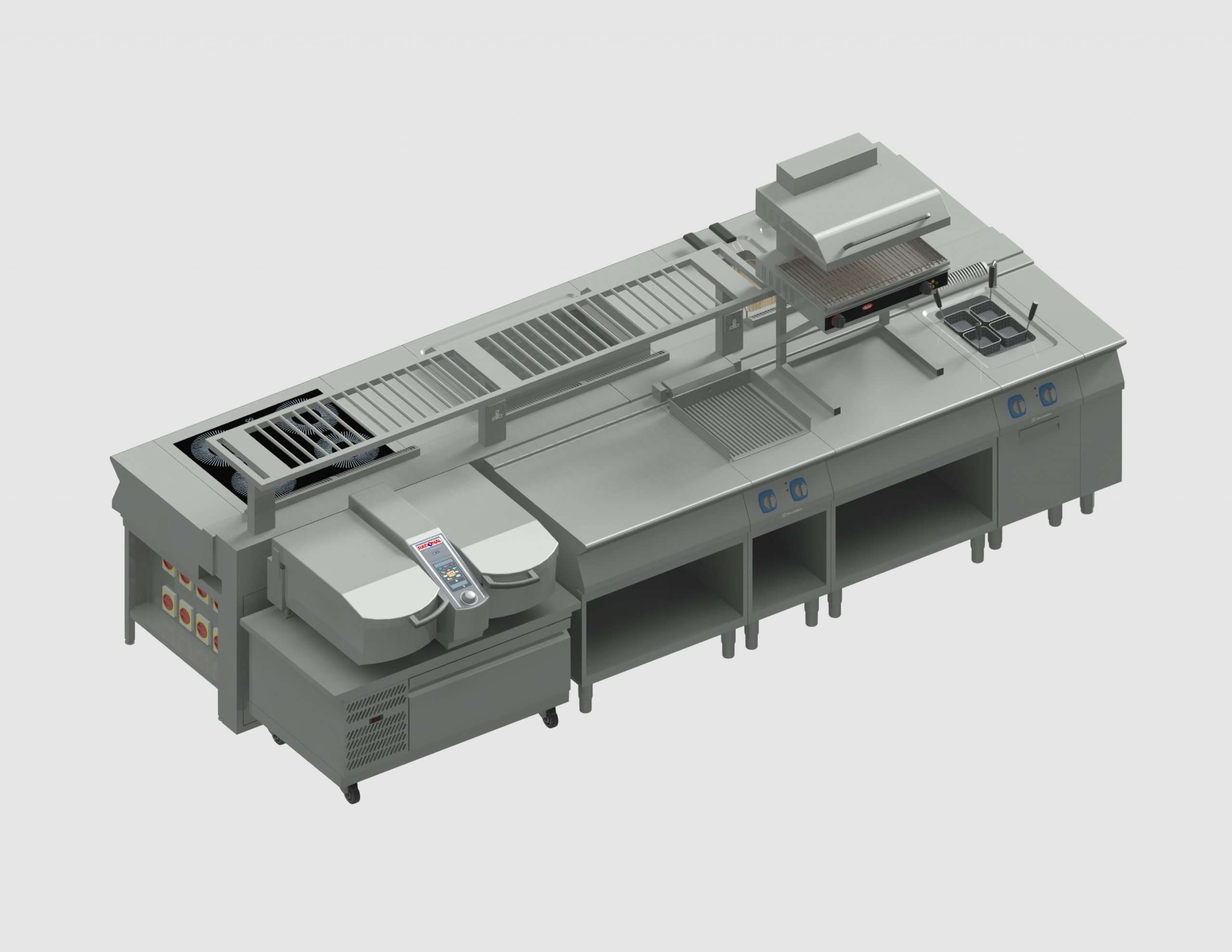 E1357 3Dmodel05 - The Ostrich - Cookline-Temp0005